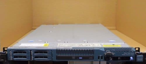 Cisco AIR-MSE-3355-K9 - Mobility Services Engine 1U Rackmount Controller Unit