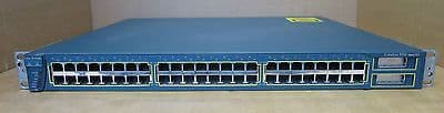 Cisco Catalyst 3548 WS-C3548-XL-A 48-Port + 2 GBIC Slot Fast Ethernet Switch