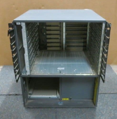 Cisco Catalyst 5509 Series WS-C5509 9-Slot Modular Switch Chassis Empty