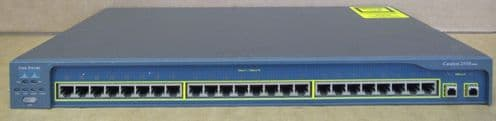 Cisco Catalyst WS-C2950C-24 24x 10/100 2x 100BaseFX Managed Fast Ethernet Switch
