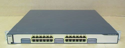 Cisco Catalyst WS-C3750G-24T-S 24-Port Managed 10/100/1000 Giga Ethernet Switch