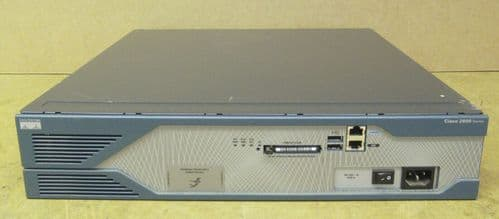 Cisco CISCO2821-SRST/K9 2800 Series Integrated Services Security Router