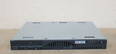 Citrix Application Gateway 5013C-M Super Micro SuperServer 3GHz 1Gb CD-ROM 40Gb