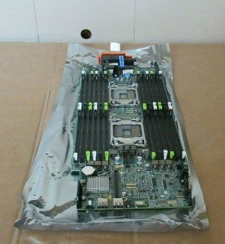 Dell 4VJW2 PowerEdge M620 FCLGA2011 Motherboard System Board For Blade Server