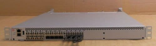 Dell Brocade 6505 DL-6505-12-16G-0R 24-Active Ports 16Gb FC Switch VCK9K 18x SFP