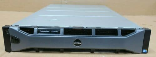 Dell Compellent FS8600 2U Scale-out NAS Appliance + 2x Controllers + 2x 717W PSU