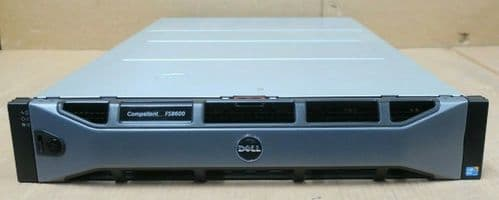 Dell Compellent FS8600 2U Scale-out NAS Appliance With 2x Controller 2x 717W PSU