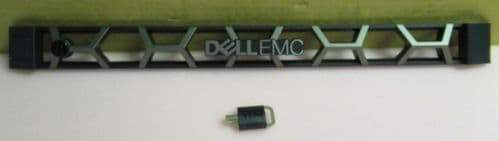 DELL EMC PowerEdge R640 Front Bezel With Key 9MTRW