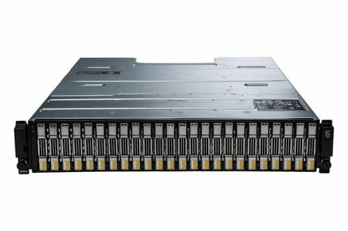 "Dell EqualLogic PS4100X with 24 x 900GB 10k 2.5"" SAS HDD iSCSI Storage Array"