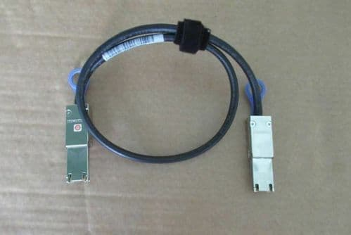 Dell External Mini SAS SFF-8088 to Mini SAS SFF-8088 Cable 0.6M 60cm W508F