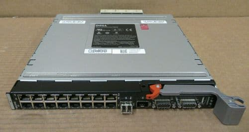 Dell PowerConnect M6348 Ethernet Blade Switch for PowerEdge M1000e Chassis K002V