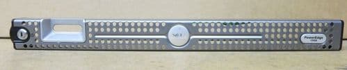 Dell Poweredge 1950 Server Front Bezel Faceplate With 2 Keys C9310 CD917 Y9640