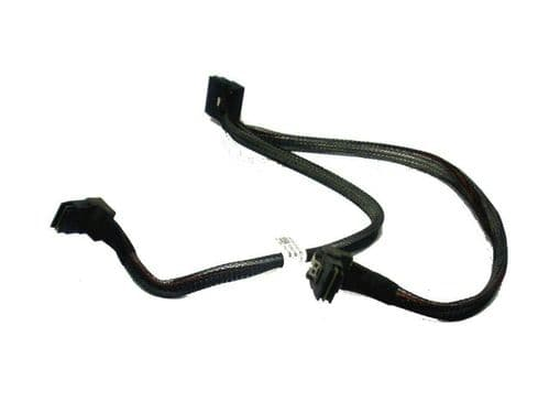 "Dell PowerEdge R720 2.5"" MINI SAS SFF-8087 A&B Cable MXGC9"