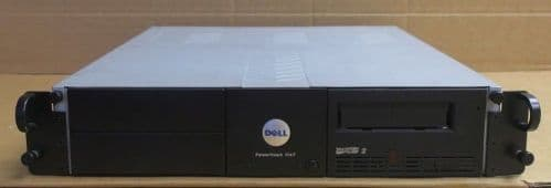 Dell PowerVault 114T 2U Tape Drive Enclosure TH650 + 1x Ultrium LTO2 Tape Drive