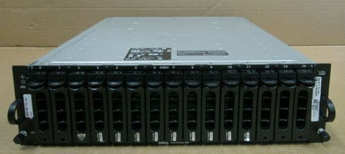 Dell PowerVault MD1000 10x 300GB SAS 3TB 1x SAS Control Modules Storage Array
