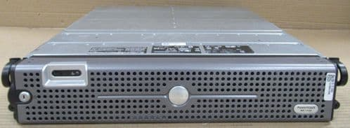 Dell PowerVault MD1120 2U 24 Bay 19 x 73GB SAS HDD Storage Array 1 x Controller