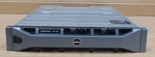 Dell PowerVault MD1200 10x 600GB 2x 146GB SAS HDD 2x MD12 Controller 2x 600W PSU