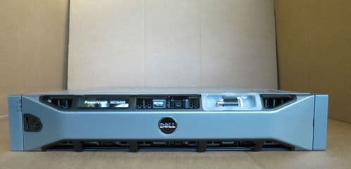 Dell PowerVault MD3600F - 2 x PSU 2 x Controller Fibre Channel Storage Array