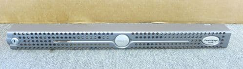 Dell X2124 Poweredge 1850 Server Front Frame Face Plate Cover Bezel With Key