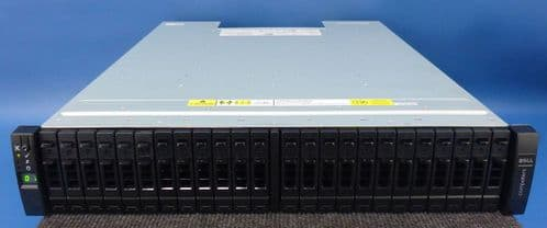 Dell Xyratex Compellent EB-2425 24-Bay SAS Expansion Enclosure 2x 580W PSU