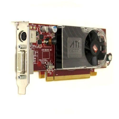 Dell Y103D ATI Radeon HD 2400 XT 256MB PCI-E X16 Low Profile Graphics Card