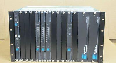 Eastern Research Access Concentrator DNX-11 MKT-006-00110 + 10 Various Modules