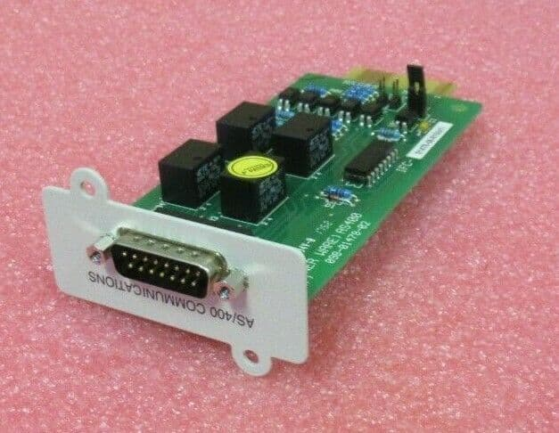 Eaton AS/400 Communications Relay Card 1014018