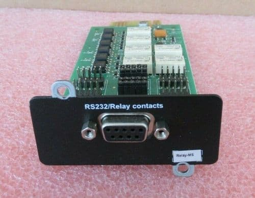Eaton Relay-MS Card for Eaton UPS Range 098-U0092-00AP 710-U0042-00P