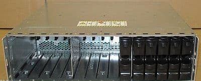 EMC Array Chassis KTN-STL4 - 4GB Controllers, Power Supplies Fibre Channel FC