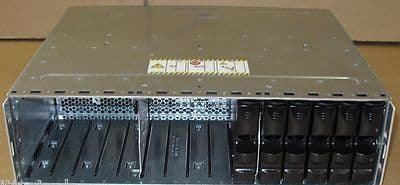 EMC Array Chassis KTN-STL4 DAE3P - 4GB Controllers, Power Supplies