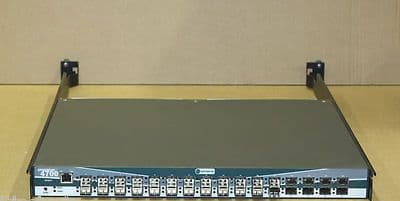 EMC McData Sphereon 4700 With 24SFPs ES-4700 32 Port 4Gbps Switch 007-000215-001