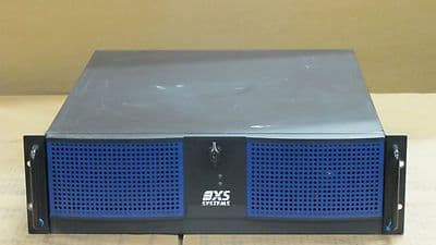 EXS Systems 4U Chassis PC Intel Core 2 Quad 2.93Ghz, 4 x 1024Mb RAM, 250Gb HDD