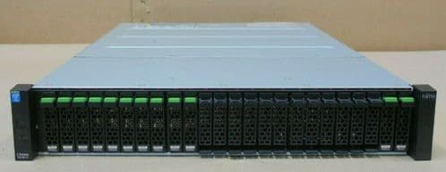Fujitsu Eternus CS DX200 S3 24-Bay ET203A 12x 900GB HDD 2x 16GB FC Controllers