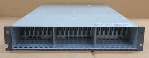 "Fujitsu Eternus DX 2.5"" 24-Bay SAS Expansion Unit Array ETLDE2BG +2x I/O Modules"