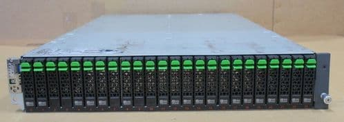 "Fujitsu Eternus DX 24-Bay 19x 146GB 10K 2.5"" SAS HDD Expansion Unit ETLDE2BG"