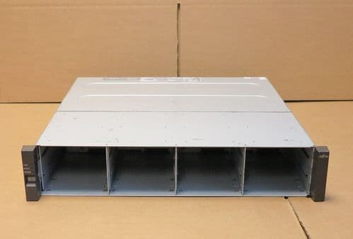 "Fujitsu Eternus DX DX440 S2 DE 12-Bay 3.5"" SAS Expansion Shelf ETNAD2DU DX410 S2"