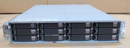 Fujitsu Eternus DX Expansion 12-Bay 24TB CA07145-B001 SAS Array ETLDE1AG