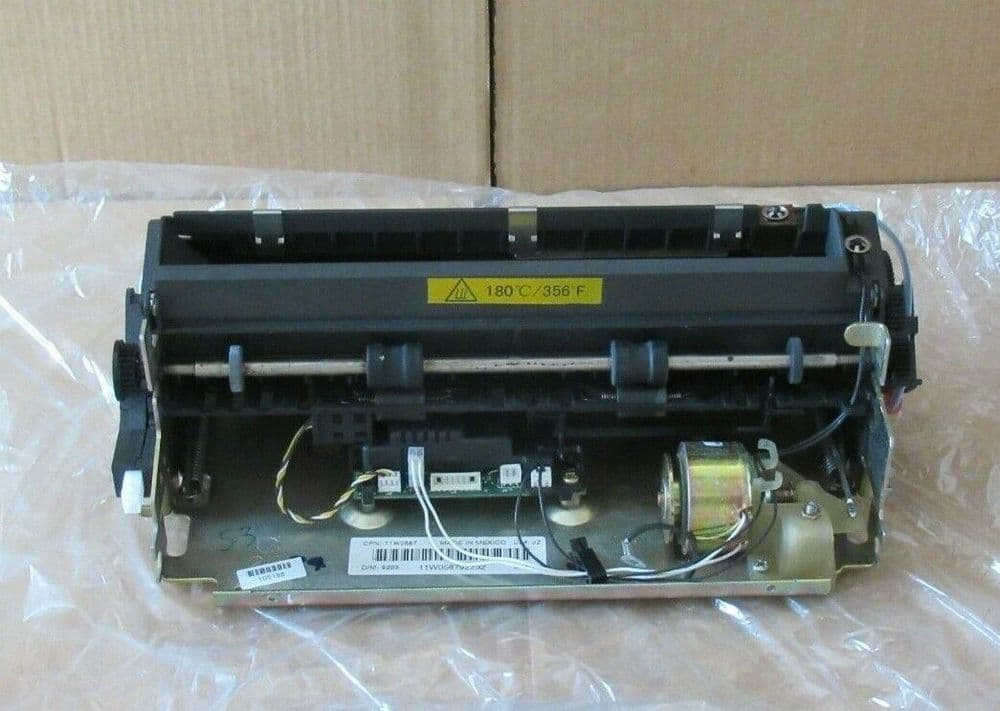 Genuine Lexmark 99A0478 Fuser Unit To Fit Optra S-1855 Mono Laser Printer