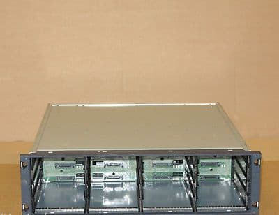 HP 3PAR 16-Bay Storage Array Chassis 3PAR RS-1602-F4-3PAR SAN InServ F-Class