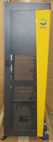 HP 3PAR StoreServe 10000 Cabinet 2M Expansion Iec Rack For Disk Arrays QR639A