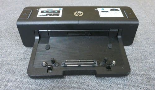 HP 686178-002 90W EliteBook Probook Docking Station Port Replicator