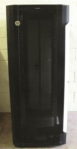 HP 842 Rack 42U 800mm x 1075mm Enterprise Server Rack Cabinet Enclosure BW918A