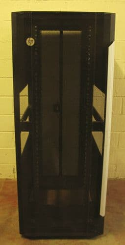 HP 842 Rack 42U 800mmx1075mm Enterprise Rack Cabinet Enclosure BW918A NO SIDES