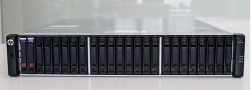 HP HPE Modular Smart Array 1040 MSA1040 iSCSI Fibre Channel Dual Cnt SFF Storage