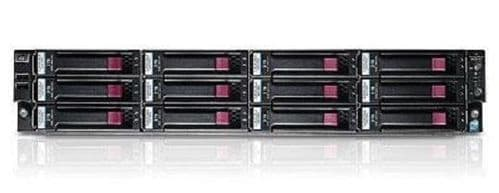 HP Lefthand P4500 G2 Storage Server 24TB 12x2TB SAS Drive Bay Array 616061-001