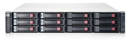"HP MSA 2040 Modular Smart Array 12-Bay 3.5"" 24TB SAS HDD Storage Array K2R83A"