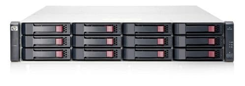 "HP MSA 2040 Modular Smart Array 12-Bay 3.5"" Storage Array K2R83A + 2x C8S53A"