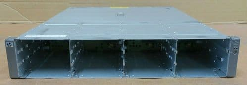 "HP MSA60 Modular Smart Array 2U 12x 3.5"" Bay + 1x SAS I/O Module 399049-001"