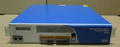 IBM Internet Security Systems Proventia GX5108SFP GX5108 Network Firewall + SFP