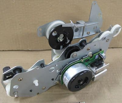 Lexmark Optra T-634 Gearbox with motor, Printer Parts P/n 56P1858